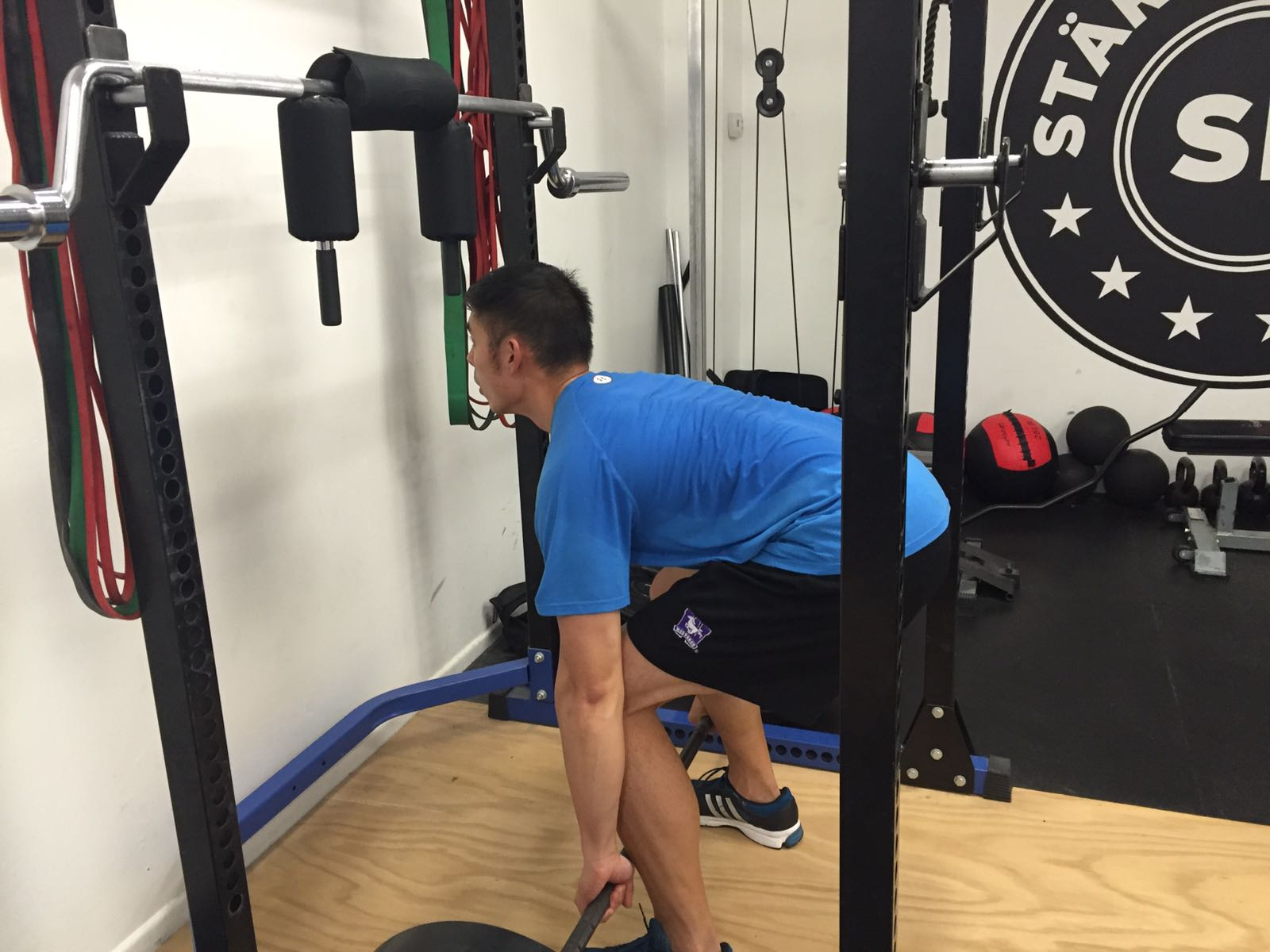 Hoong Phang Physiotherapist Propel Physiotherapy Etobicoke Physiotherapy Pickering Clinic Weight Training
