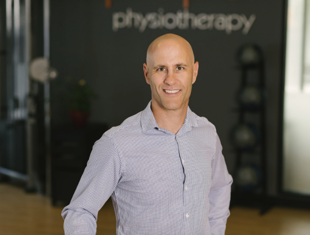 Kyle Whaley Physiotherapist Propel Physiotherapy Etobicoke Physiotherapy Pickering Clinic