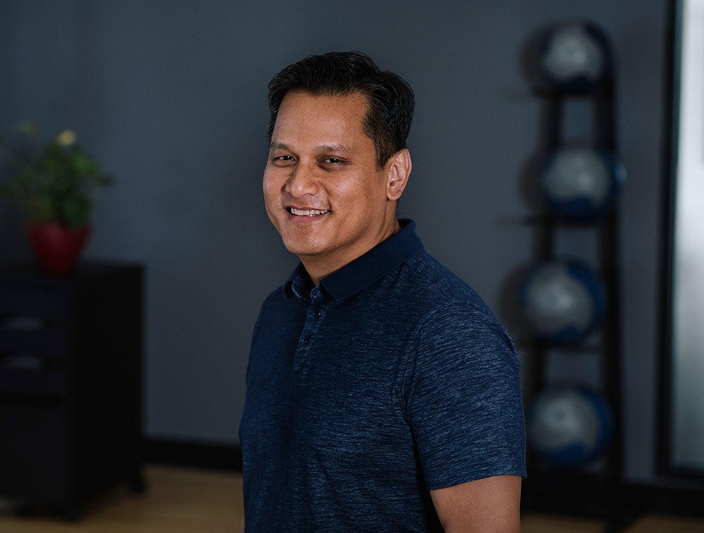 Propel Physiotherapy's Exercise Physiologist Chris Sutarno