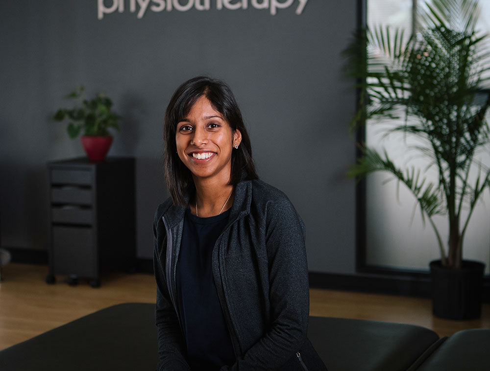 Shriya Maharaj Exercise Physiologist Propel Physiotherapy Etobicoke Physiotherapy Pickering