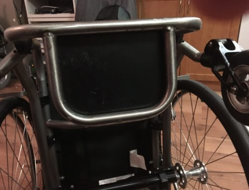 A Customized Wheelchair Improved My Mobility and Independence
