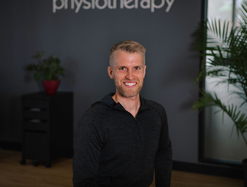 David Friesen Physiotherapist Propel Physiotherapy Etobicoke Clinic Physiotherapy Pickering