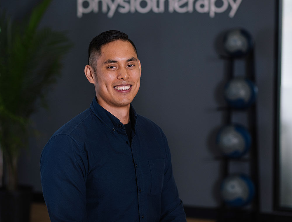 Hoong Phang Physiotherapist Propel Physiotherapy Etobicoke Physiotherapy Pickering Clinic