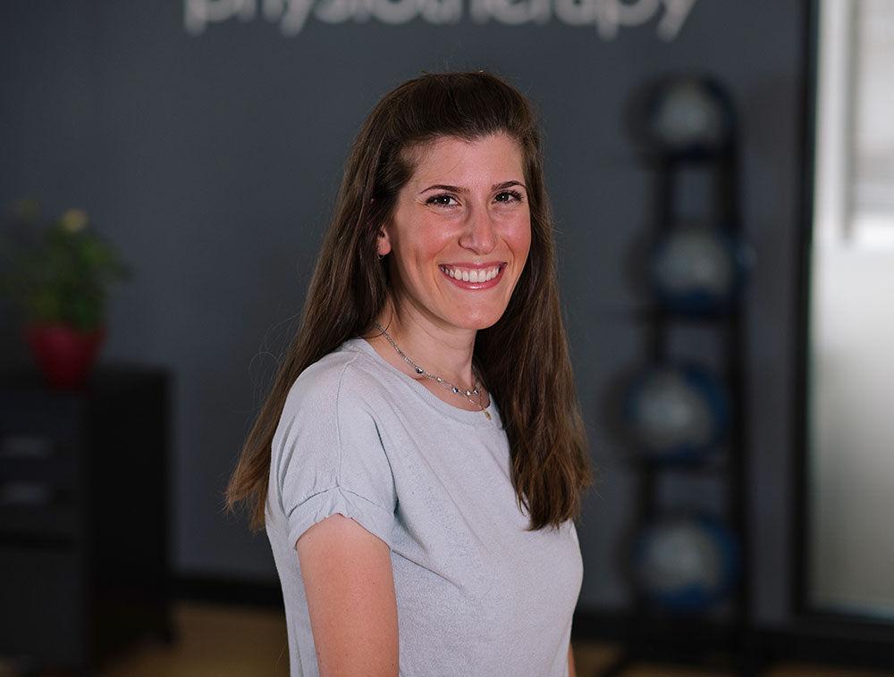 Talia Diamond Registered Physiotherapist Propel Physiotherapy Etobicoke Physiotherapy Pickering