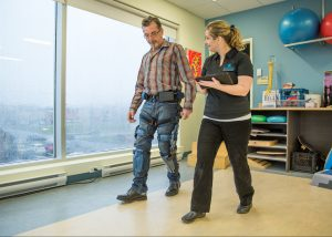 Keeogo robotic assisted walking device Propel Physiotherapy