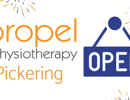Propel Opens Physiotherapy Clinic in Pickering