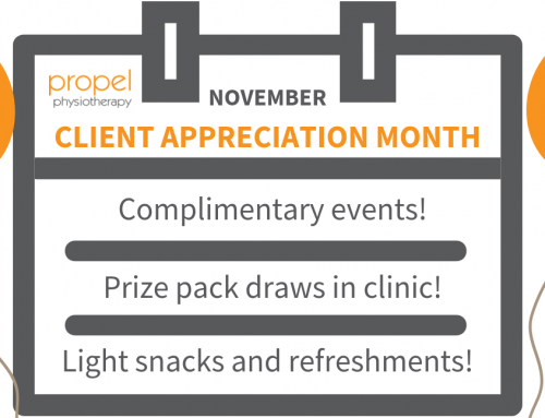 November is Client Appreciation Month