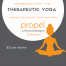 Therapeutic Yoga Propel Physiotherapy Events Etobicoke