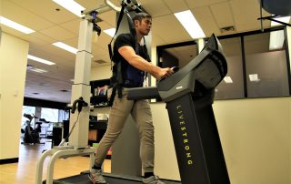 Body Weight Support Treadmill Training Body Weight Support System Propel Physiotherapy Etobicoke