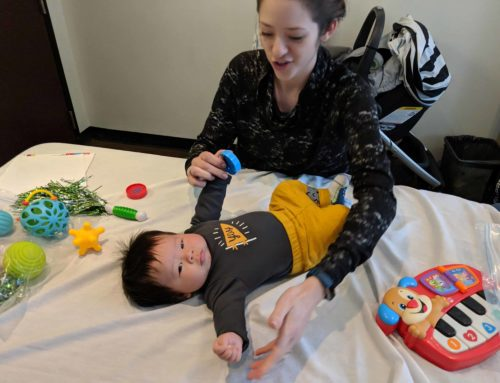 Physical Therapy for Babies' Gross Motor Skills Development