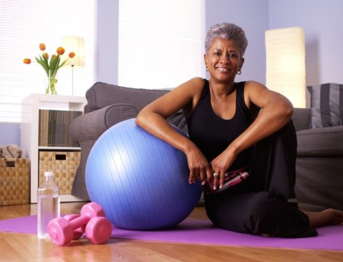 Decrease the Risk of Osteoporosis with Exercise