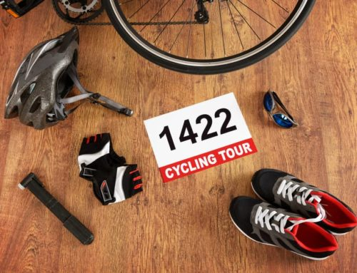Equipment to Prevent Common Cycling Injuries and Accidents