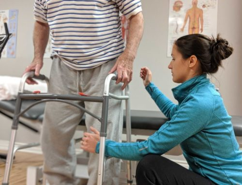 Physiotherapy Helps Clients with SCI Achieve Optimal Abilities