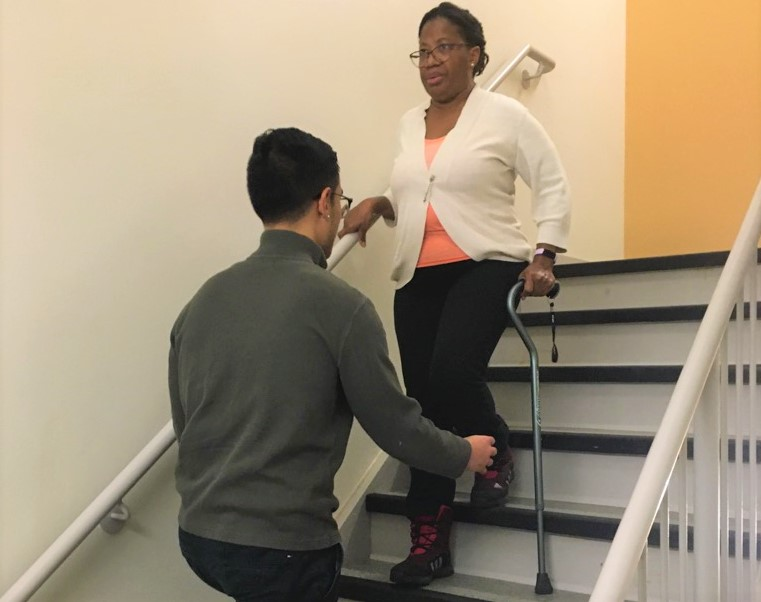 Propel Physiotherapy Pickering Student Placement Rehginald Ragos