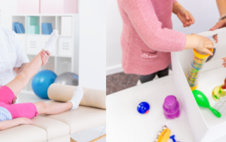 What's the difference between physical therapy and occupational therapy Propel Physiotherapy