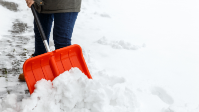 snow shoveling cold weather injury prevention Propel Physiotherapy