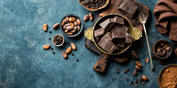 heart healthy foods dark chocolate Propel Physiotherapy