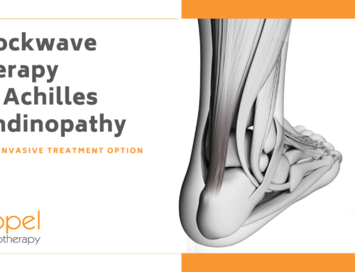 Shockwave Therapy for Achilles Tendinopathy