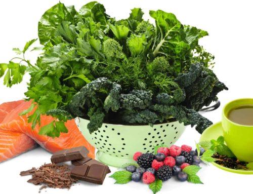 Top 5 Heart Healthy Foods