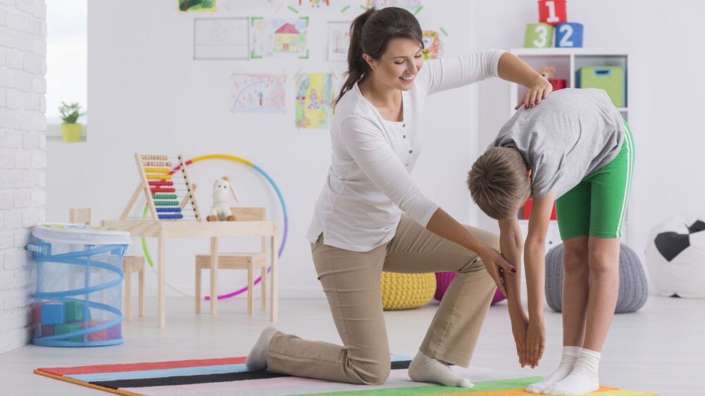 how can physiotherapy help my autistic child pediatric physiotherapy Propel Physiotherapy