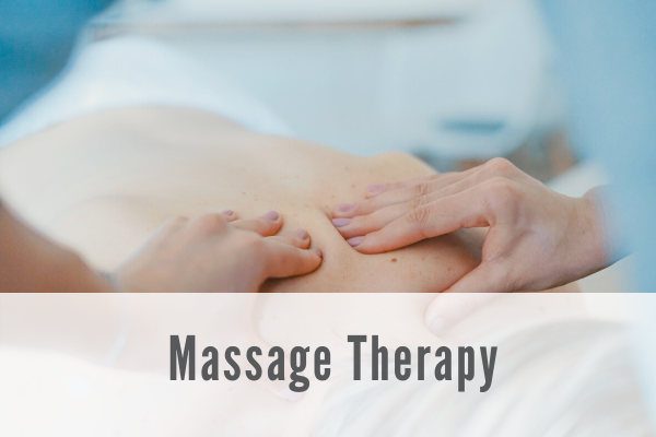massage therapy Propel Physiotherapy