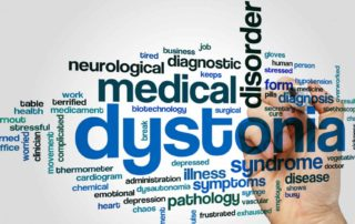 dystonia treatment propel physiotherapy