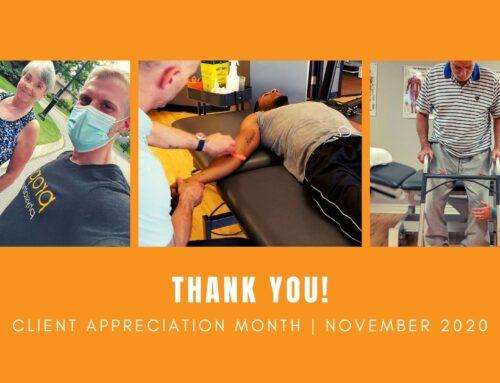 Client Appreciation Month 2020