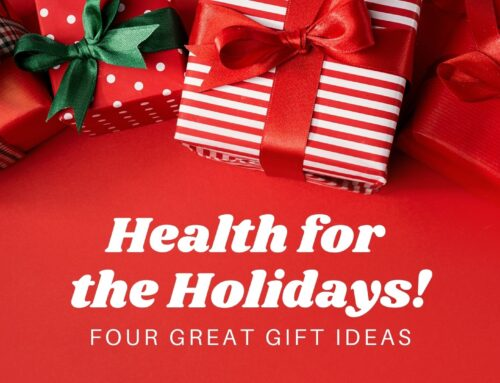 Health for the Holidays: 4 Healthy Holiday Gift Ideas