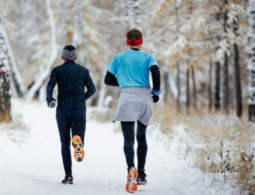 Winter Running Tips: Footwear, Clothing & Injury Prevention