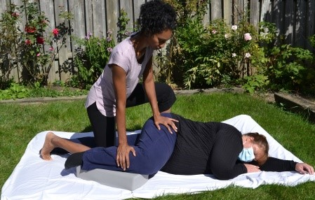 Thai massage Etobicoke Martha Garrick Propel Physiotherapy