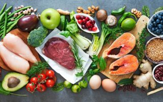 nutrition for recovery Propel Physiotherapy Peterborough