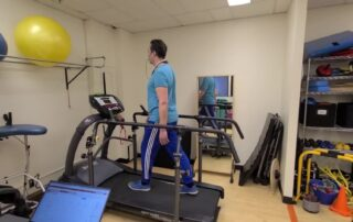 PoNS Treatment case study improving walking and balance ability in people with MS