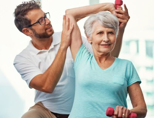 Physiotherapy Supports Healthy Aging