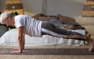 plank exercise strength training for women over 50 Propel Physiotherapy