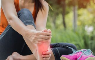 foot pain physiotherapy Propel Physiotherapy