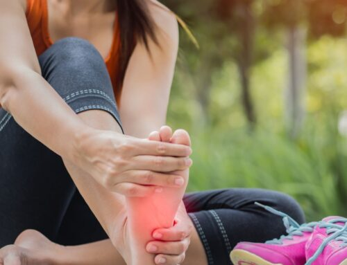 Foot Pain: Types, Causes and Physiotherapy Treatment