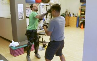 personal training for people with disabilities or limited mobility Propel Physiotherapy