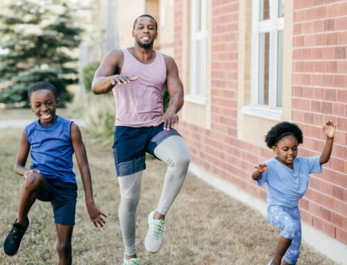 Fit Fathers: Reimagining the Dad Bod