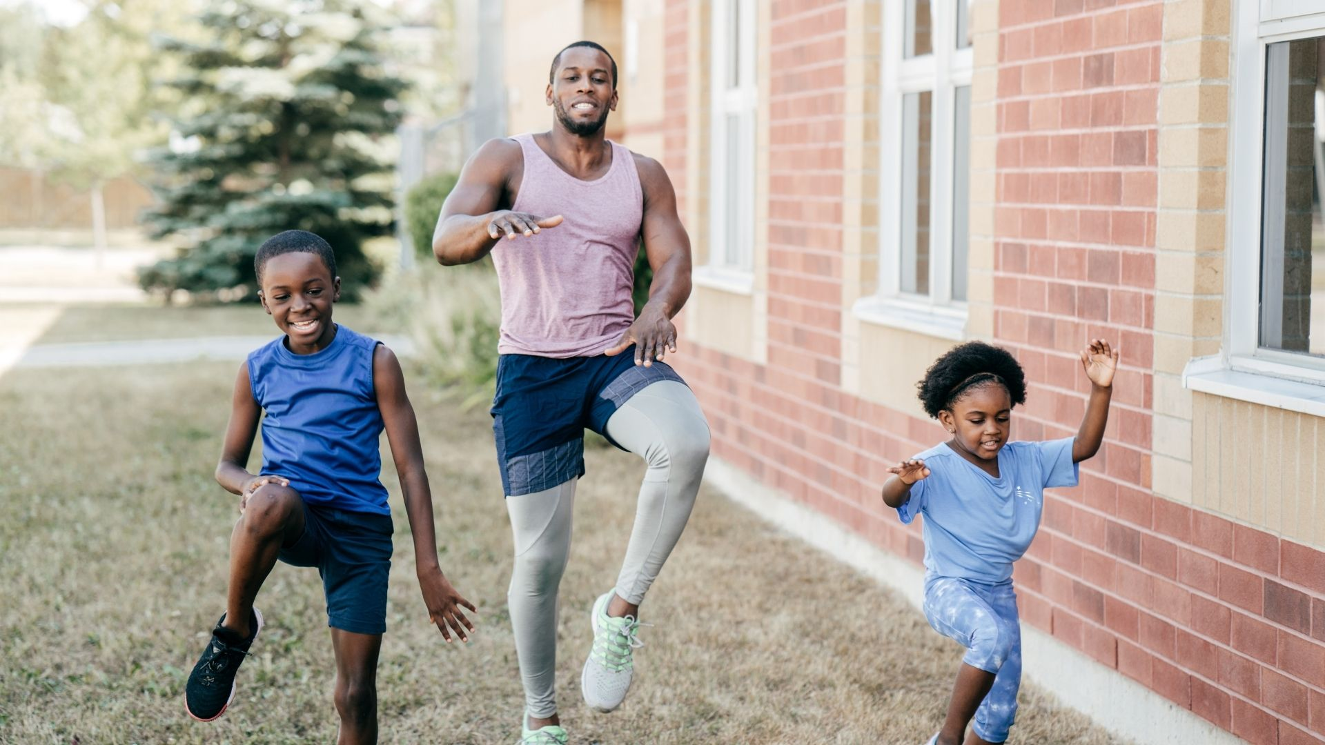 fit father dad bod Propel Physiotherapy