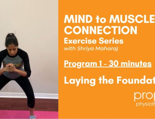 Brain Injury Recovery Exercise Program: Laying the Foundation
