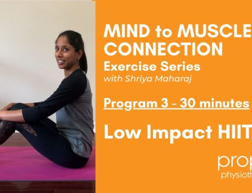 Low Impact HIIT Program for Brain Injury Recovery