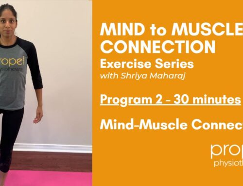 Mind-Muscle Connection Exercise Program for Brain Injury Recovery