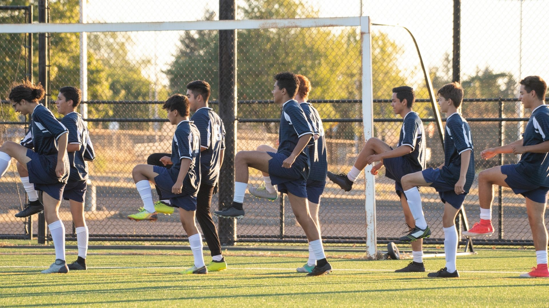 soccer warm ups for sports Propel Physiotherapy